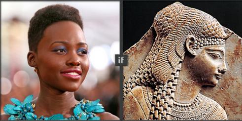 Lupita Nyong'o proposed for Cleopatra