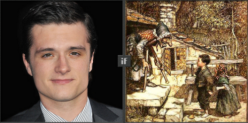Josh Hutcherson proposed for Hansel